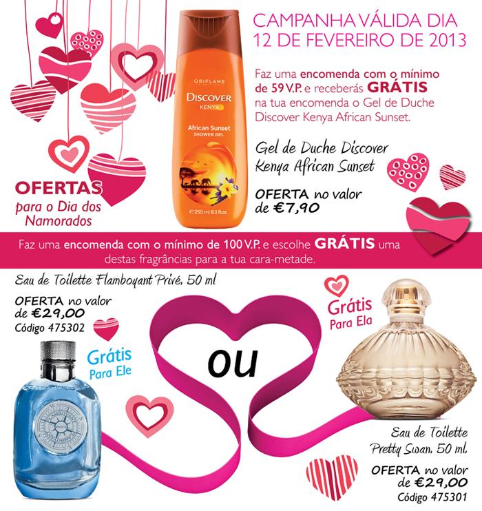 Dia dos Namorados Campanha
